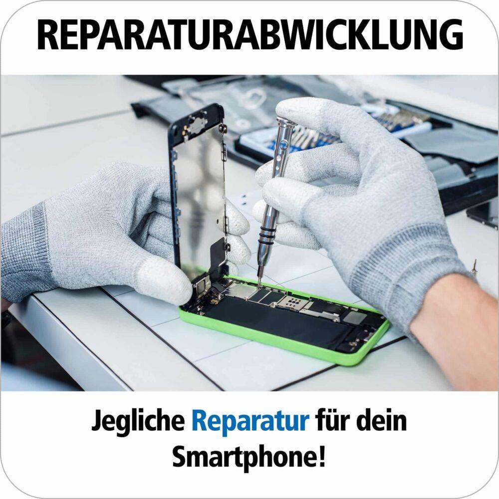 Smartphone Reparatur schnell und professionell
